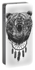 Don't Wake The Bear Portable Battery Charger