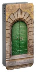 Door Six Of Cortona Portable Battery Charger