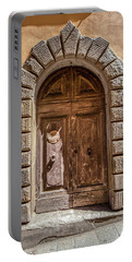 Door Thirty Two Of Tuscany Portable Battery Charger