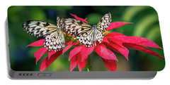 Double Delight Portable Battery Charger