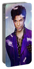 Doves Cry Portable Battery Charger