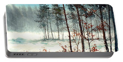 Dreaming Forest Portable Battery Charger