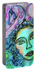 Dreams Are Free Portable Battery Charger