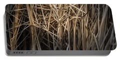 Dried Wild Grass II Portable Battery Charger