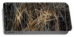 Dried Wild Grass IIi Portable Battery Charger