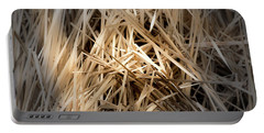 Dried Wild Grass I Portable Battery Charger