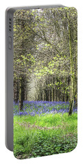 Drifts Of Blue Portable Battery Charger