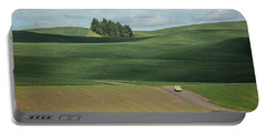 Drive In The Palouse Portable Battery Charger