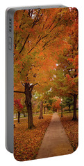 Drury Autumn Portable Battery Charger