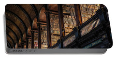 Dublin Trinity College  Portable Battery Charger