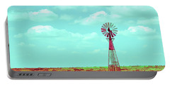 Dueling Tones Windmill Portable Battery Charger