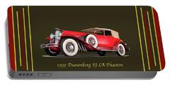 Duesenberg 1935 Portable Battery Charger