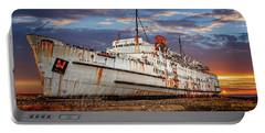 Duke Of Lancaster Ship Portable Battery Charger