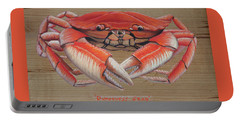 Dungeness Crab Portable Battery Charger