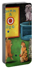 Dunk A Dog Portable Battery Charger