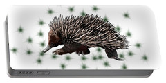E Is For Echidna Portable Battery Charger
