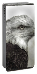 Eagle Protrait Portable Battery Charger