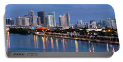 Early Rise Miami Portable Battery Charger
