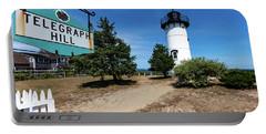 East Chop Lighthouse Marthas Vineyard Portable Battery Charger