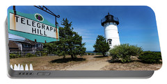 East Chop Lighthouse Marthas Vineyard Portable Battery Charger
