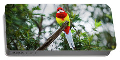 Eastern Rosella Portable Battery Charger