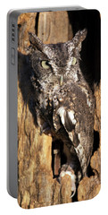 Eastern Screech Owl 92515 Portable Battery Charger