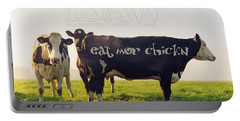 Eat Mor Chickn Portable Battery Charger