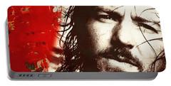 Eddie Vedder Portable Battery Charger