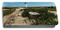 Edgartown Lighthouse Marthas Vineyard Portable Battery Charger