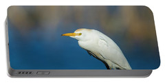 Egret On A Stick Portable Battery Charger
