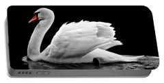 Elegant Swan Portable Battery Charger