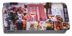 Elegant Tablewear Portable Battery Charger