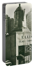 Ellis Tea And Coffee Store, 1945 Portable Battery Charger