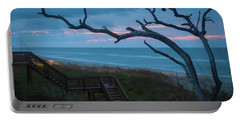 Emerald Isle Obx - Blue Hour - North Carolina Summer Beach Portable Battery Charger