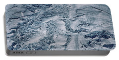 Emmons Glacier On Mount Rainier Portable Battery Charger