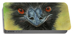 Australian Wildlife Paintings Portable Battery Chargers