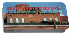 Enterprise Mill - Graniteville Company - Augusta Ga 1 Portable Battery Charger