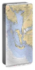Estero Bay To Lemon Bay, Noaa Chart 11426 Portable Battery Charger