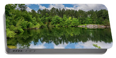 Euchee Creek Park - Grovetown Trails Near Augusta Ga 1 Portable Battery Charger