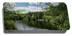 Euchee Creek Park - Grovetown Trails Near Augusta Ga 2 Portable Battery Charger