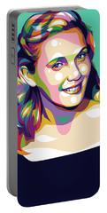 Eva Marie Saint Portable Battery Charger