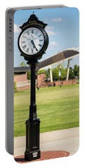 Evans Towne Center Park Clock - Columbia County Ga Portable Battery Charger