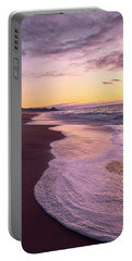 Evening On Gleneden Beach Portable Battery Charger