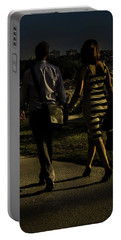 Evening Walk Portable Battery Charger