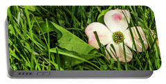 Every Dogwood Has Its Day Portable Battery Charger