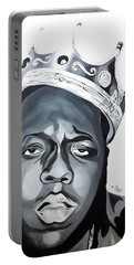 Everybody Wants To Be A King Portable Battery Charger
