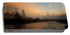 Portable Battery Charger featuring the photograph Everyday Is A Gift - Hope Valley Art by Jordan Blackstone