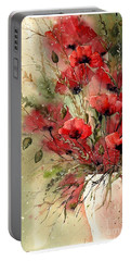 Everything About Poppies I Portable Battery Charger
