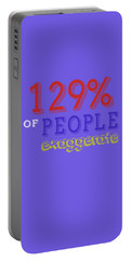 Exaggerate Portable Battery Charger