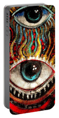 Eyes On You Portable Battery Charger